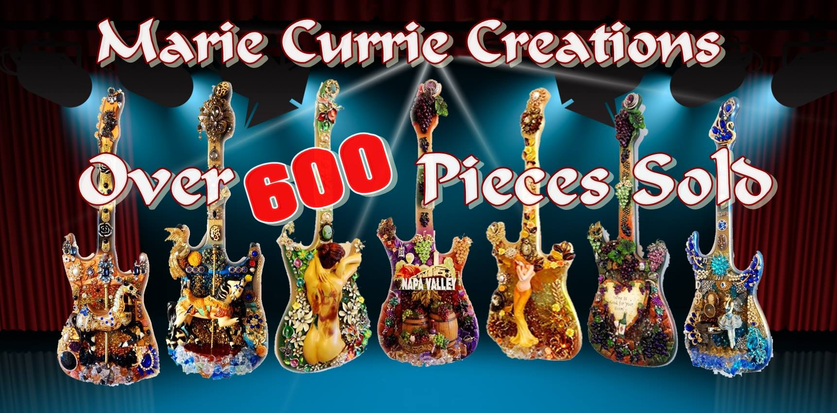 marie currie creations
