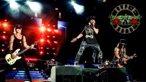 What We've Learned from the Guns N' Roses Tour So Far