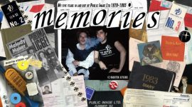 """Acclaimed Drummer Martin Atkins to Release New Book, """"Memories – My Five Years In and Out of Public Image Ltd. (1979-1985)"""", an In-Depth, Behind-the-Scenes Look"""