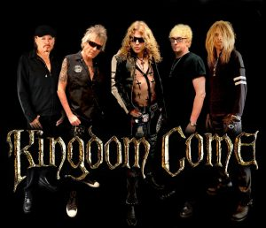 KINGDOM COME CELEBRATES DEBUT ALBUM WITH 30th ANNIVERSARY TOUR
