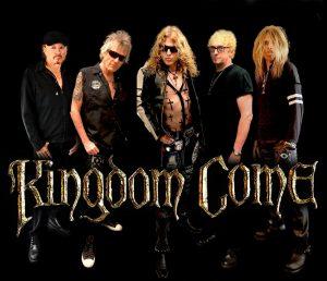 KINGDOM COME CELEBRATES DEBUT ALBUM WITH 30th ANNIVERSARY TOUR