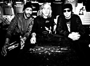 Rock Legends KING'S X Enter the Studio to Record First New Album in Over a Decade